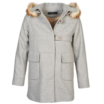 Oblečenie Ženy Kabáty Kookaï ALEXI šedá