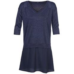 Oblečenie Ženy Krátke šaty Kookaï DENICE Námornícka modrá
