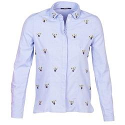 Oblečenie Ženy Košele a blúzky Kookaï MAYA Modrá