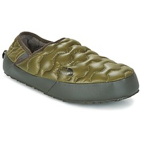 Topánky Muži Papuče The North Face THERMOBALL TRACTION MULE IV Kaki