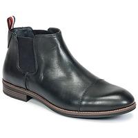 Topánky Muži Polokozačky Tommy Hilfiger TOMMY COLTON 11A Čierna