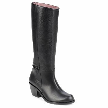 Topánky Ženy Čižmy do mesta Robert Clergerie ALCOR Čierna