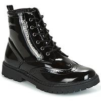 Topánky Ženy Polokozačky Vero Moda GLORIA čierna