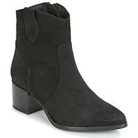 Topánky Ženy Čižmičky Vero Moda NAJA Čierna
