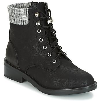 Topánky Ženy Polokozačky Only ALEXANDRE čierna