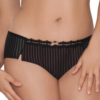 Spodná bielizeň Ženy Boxerky Curvy Kate SG2103 BLK/COPPER Čierna