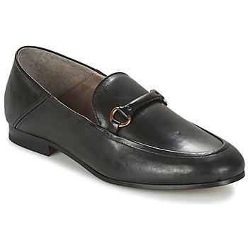 Topánky Ženy Mokasíny Hudson ARIANNA Čierna
