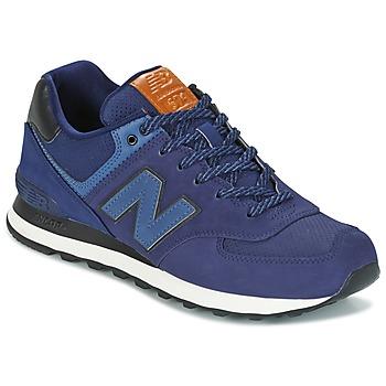 Topánky Nízke tenisky New Balance ML574 Námornícka modrá