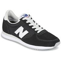 Topánky Nízke tenisky New Balance U220 Čierna