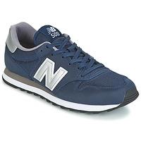 Topánky Muži Nízke tenisky New Balance GM500 Námornícka modrá