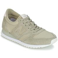 Topánky Ženy Nízke tenisky New Balance WL420 Béžová
