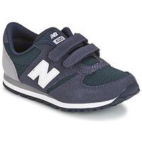 Topánky Deti Nízke tenisky New Balance KE421 Námornícka modrá / šedá