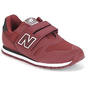 Topánky Deti Nízke tenisky New Balance KA374 Bordová