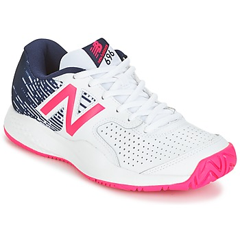 Topánky Ženy Tenisová obuv New Balance WC697 Biela