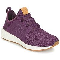 Topánky Ženy Bežecká a trailová obuv New Balance CRUZ Bordová