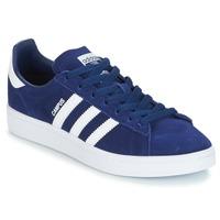 Topánky Chlapci Nízke tenisky adidas Originals CAMPUS J Námornícka modrá