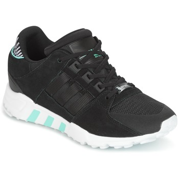 Topánky Ženy Nízke tenisky adidas Originals EQT SUPPORT RF W Čierna