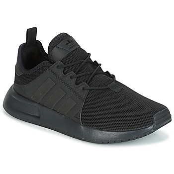 Topánky Deti Nízke tenisky adidas Originals X_PLR Čierna
