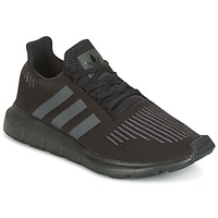 Topánky Deti Nízke tenisky adidas Originals SWIFT RUN J Čierna