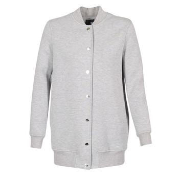 Oblečenie Ženy Bundy  Love Moschino W330801E1779 šedá