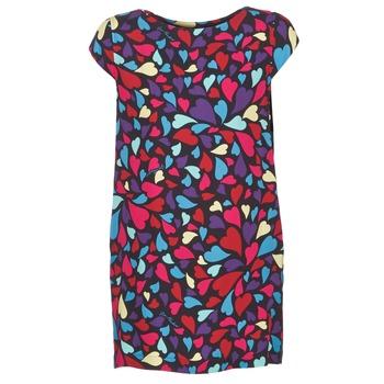 Oblečenie Ženy Krátke šaty Love Moschino WVF0300T9171 Viacfarebná