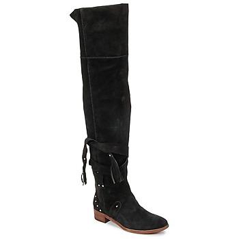 Topánky Ženy Vysoké čižmy See by Chloé FLIROL Čierna