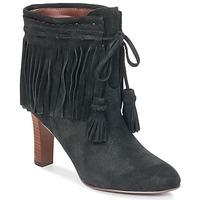 Topánky Ženy Čižmičky See by Chloé FLIREL Čierna