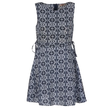 Oblečenie Ženy Krátke šaty Moony Mood GIRA Námornícka modrá