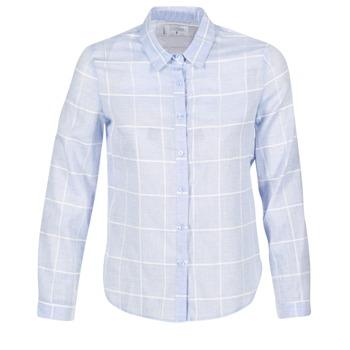Oblečenie Ženy Košele a blúzky Casual Attitude GAMOU Modrá / Biela