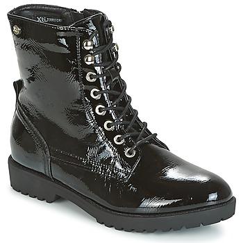 Topánky Ženy Polokozačky Xti PAMIDI čierna