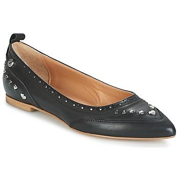Topánky Ženy Balerínky a babies Love Moschino JA11010G14 čierna