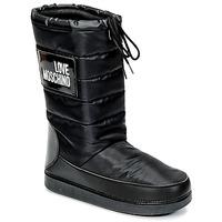 Topánky Ženy Obuv do snehu Love Moschino JA24212G04 čierna