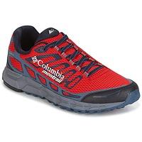 Topánky Muži Bežecká a trailová obuv Columbia BAJADA III červená
