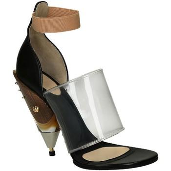 Topánky Ženy Sandále Givenchy 535945 451748 nero