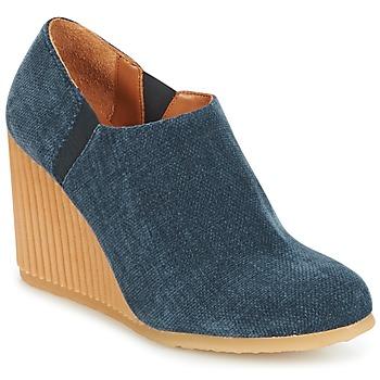 Topánky Ženy Nízke čižmy Castaner VIENA Modrá