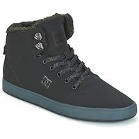 Topánky Muži Členkové tenisky DC Shoes CRISIS HIGH WNT Čierna / Šedá