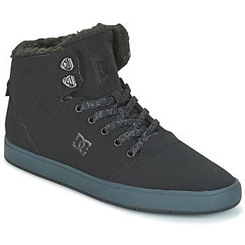 a1b8c0acf Topánky Muži Členkové tenisky DC Shoes CRISIS HIGH WNT Čierna / Šedá