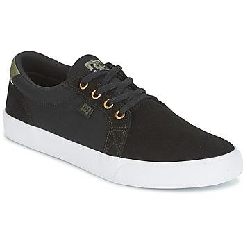 Topánky Muži Nízke tenisky DC Shoes COUNCIL SD Čierna / Kaki