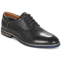 Topánky Muži Derbie Salamander VASCO-AW Čierna