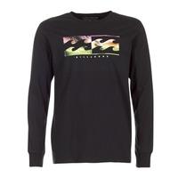 Oblečenie Muži Tričká s dlhým rukávom Billabong INVERSE TEE LS Čierna