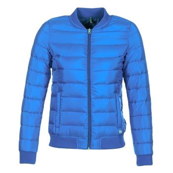 Oblečenie Ženy Vyteplené bundy S.Oliver MARIZ Modrá