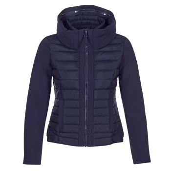 Oblečenie Ženy Vyteplené bundy S.Oliver SORMI Námornícka modrá