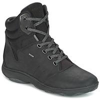 Topánky Ženy Členkové tenisky Geox D NEBULA 4 X 4 B ABX čierna