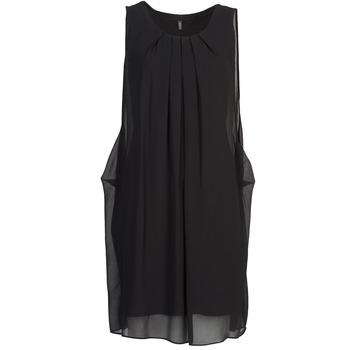 Oblečenie Ženy Krátke šaty Naf Naf KLOLA Čierna