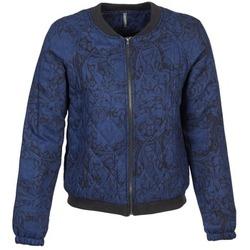 Oblečenie Ženy Bundy  Naf Naf LORRICE Modrá