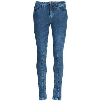 Oblečenie Ženy Džínsy Slim Naf Naf GOJO Modrá / Medium