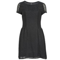 Oblečenie Ženy Krátke šaty Naf Naf KEUR Čierna