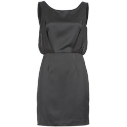 Oblečenie Ženy Krátke šaty Naf Naf LYCOPINE Čierna
