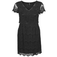 Oblečenie Ženy Krátke šaty Naf Naf LYJO Čierna