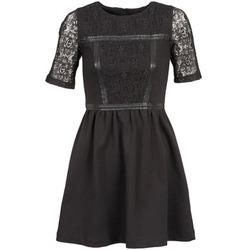 Oblečenie Ženy Krátke šaty Naf Naf OBISE Čierna